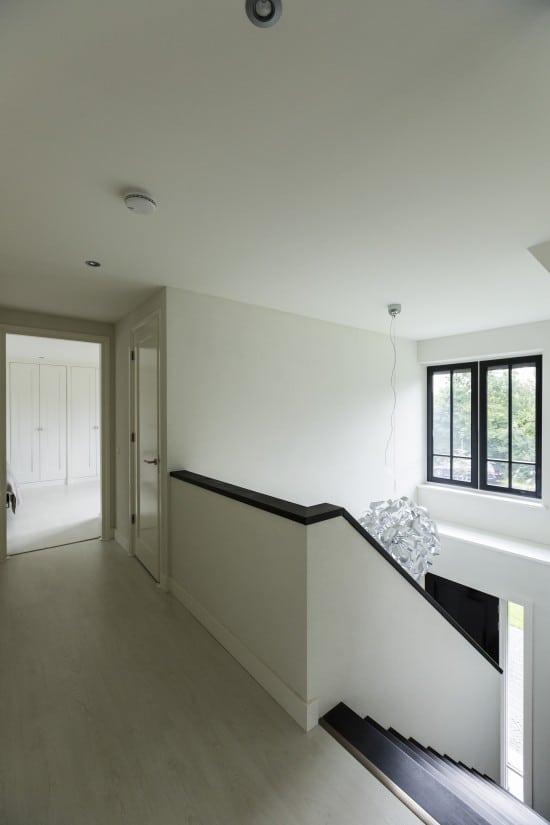 22. Rietgedekte villa bouwen, landhuis vide