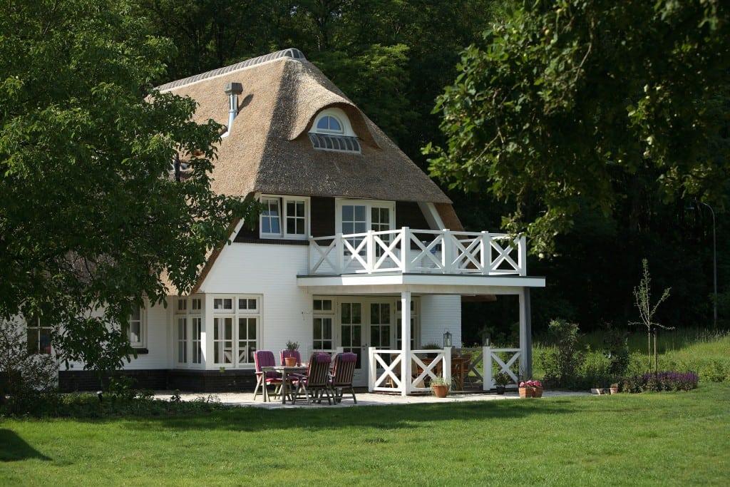7. Rietgedekte villa bouwen, waardevaste villa te Lochem