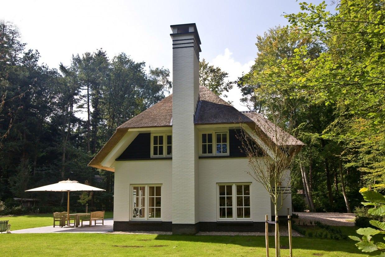 8. Rietgedekte villa bouwen, prachtig landhuis in een heerlijke rustige omgeving te Epse