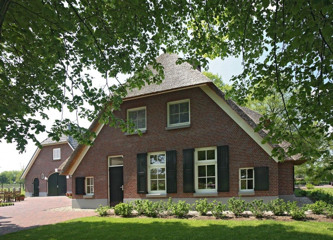 8. Rietgedekte villa bouwen, wonen in Rijssen