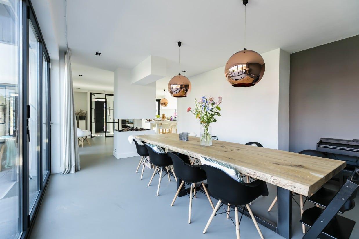 Rietgedekte villa bouwen Aerdenhout